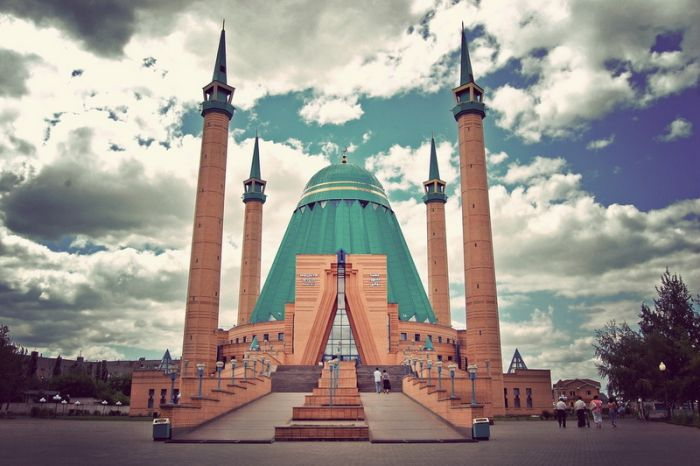 Beautiful Mosques  (47 pics)
