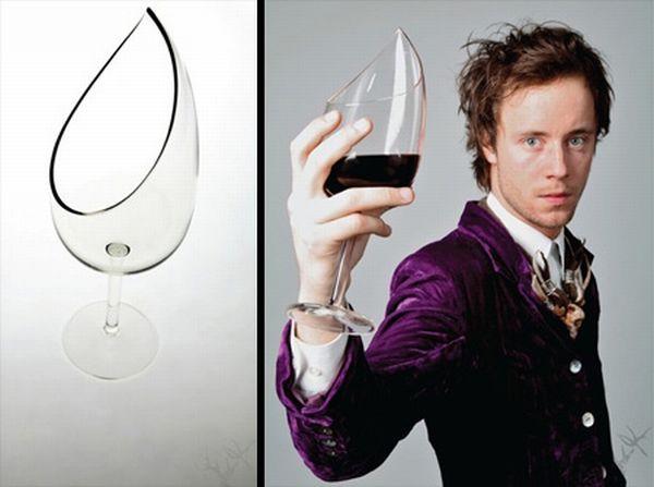 Seven deadly wine glasses (7 pics)