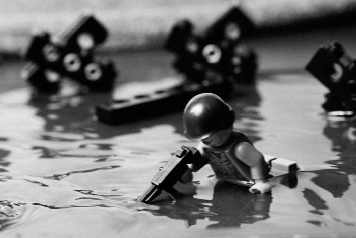 Classics in Lego (35 pics)