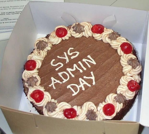 Happy Sysadmin Day! (128 pics)