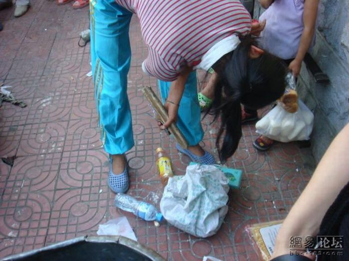 Street Performers in China (29 pics)