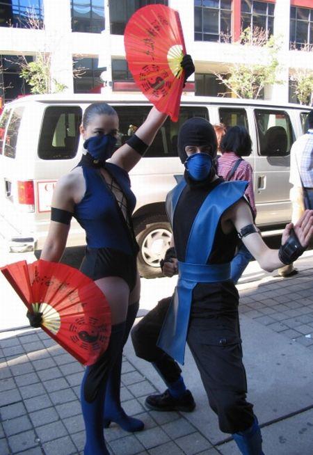 Mortal Kombat Cosplay (11 pics)