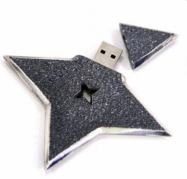 Ninja USB (3 pics)