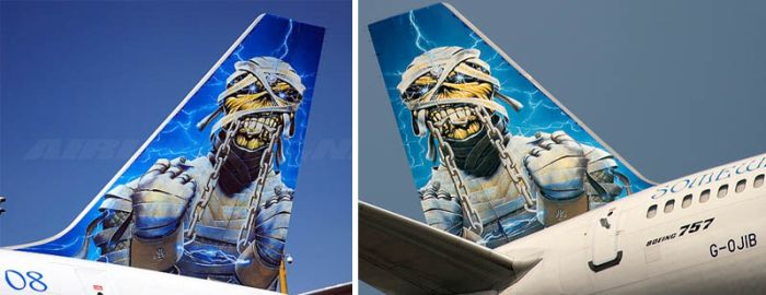 Airplane Paintings (31 pics)