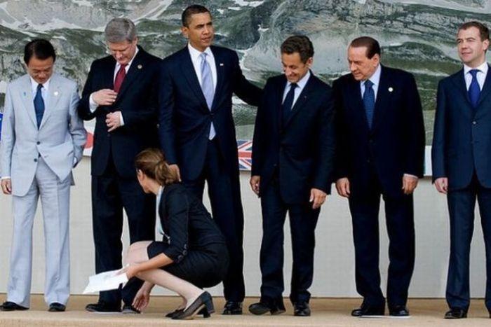 Funny Politicians (124 pics)