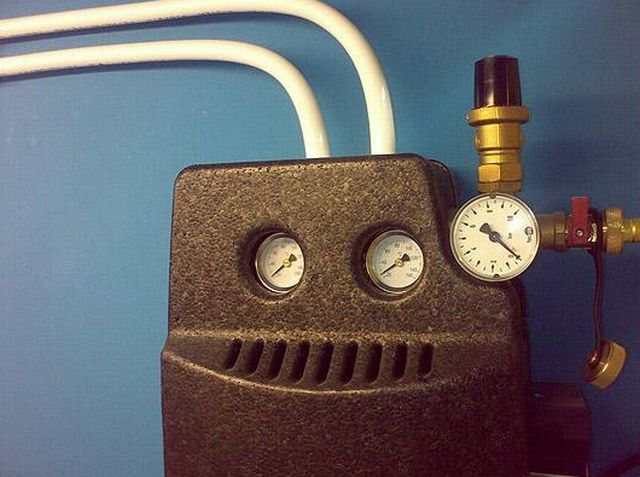 Faces in objects (23 pics)