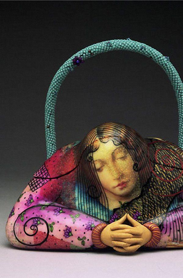 Handbags By Kathleen Dustin (28 pics)