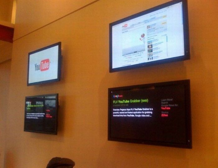 YouTube Office in San Bruno (20 pics)