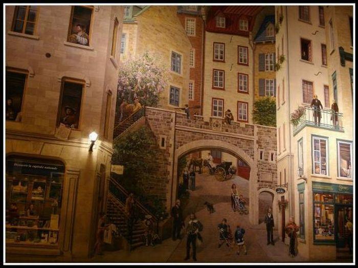 Wall Paintings (50 pics)