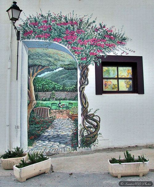 Wall Paintings (50 pics)