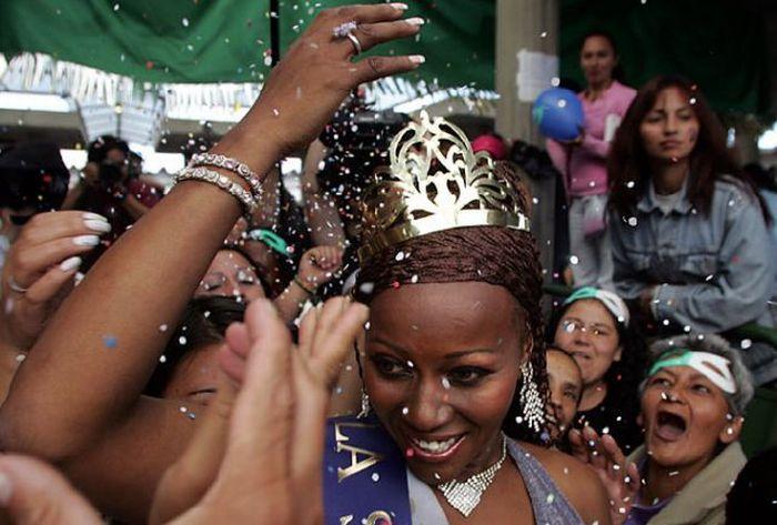 Prison beauty pageants  (15 pics)