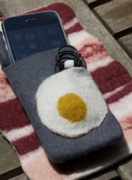 Bacon and Eggs iPhone Case (5 pics)
