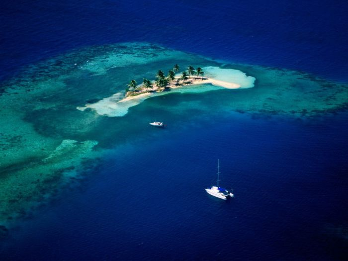 Islands of the Caribbean - the paradise on Earth (18 pics)