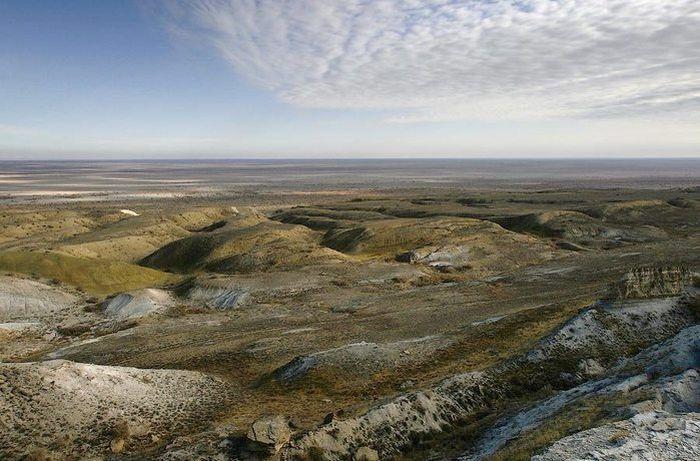 Aral Sea. The Dead One (17 pics)