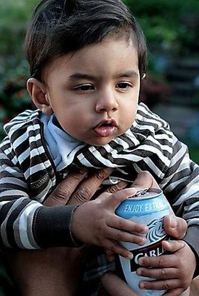 Children with bad habits (27 pics)