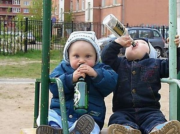 Children with bad habits (27 pics)