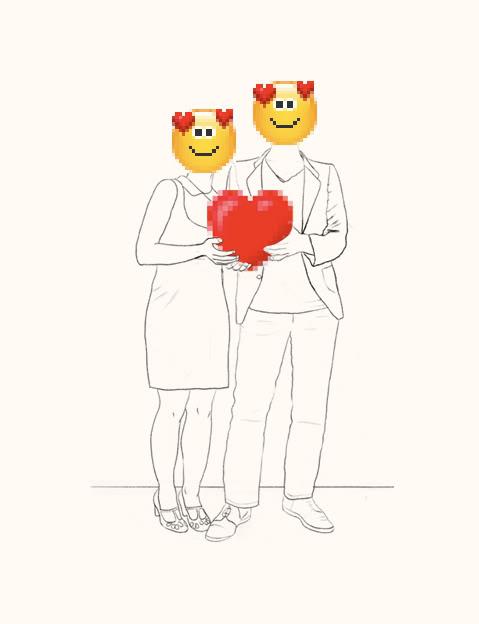 Virtual Love (10 pics)