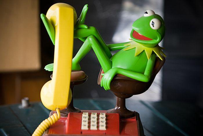 Unusual Vintage Phones (15 pics)