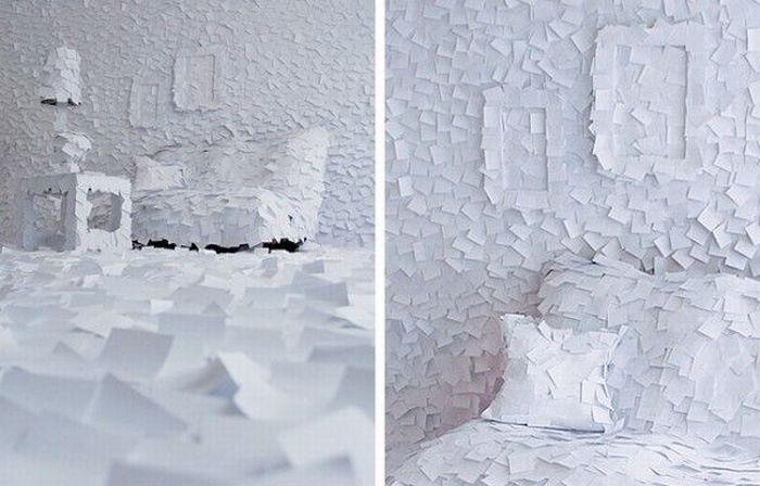 Paper Art (10 pics)