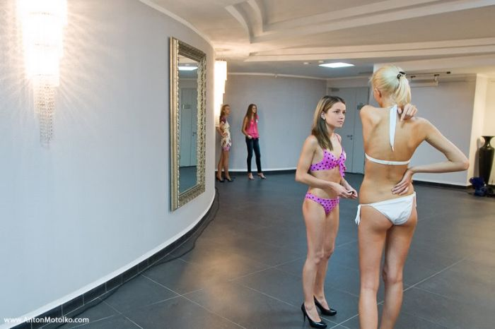Model Casting in Minsk (23 pics)