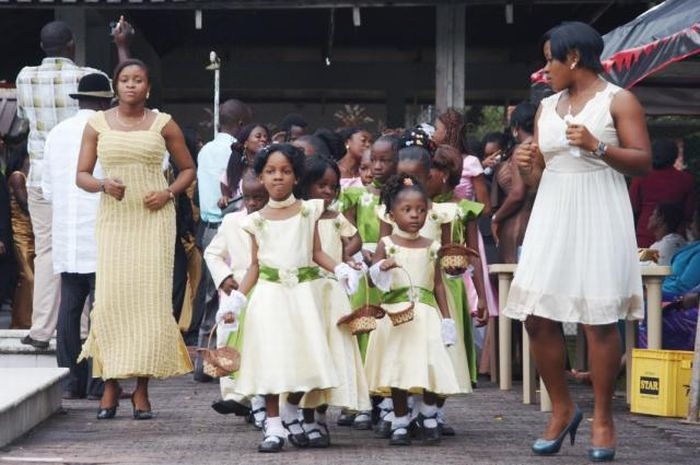 African Weddings (20 pics)