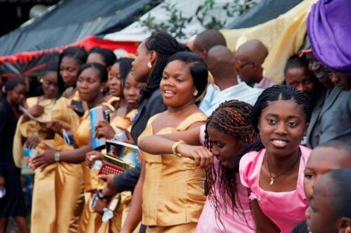 Las tradiciones africanas en las bodas - Foro Bodas.com.mx - bodas ...
