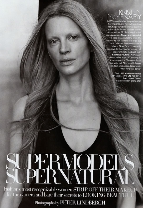 Supermodels Supernatural  (8 pics)