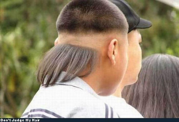 Funny haircuts (49 pics)