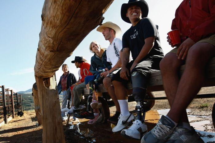 The Vail Veterans Program summer retreat (17 pics)