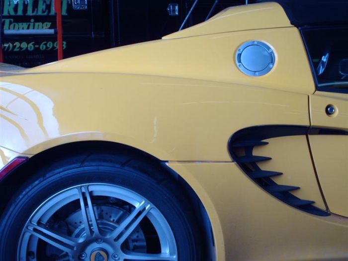 How to wreck a Lotus Elise (21 pics)