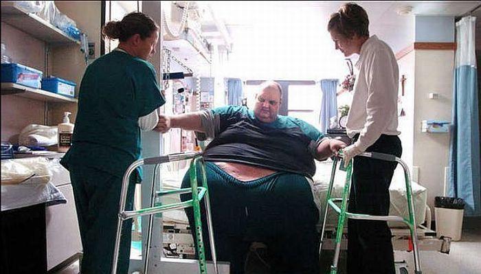 Patrick Duel and his weight loss  (18 pics)