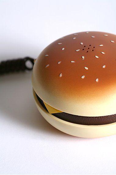 Hamburger Phone  (5 pics)