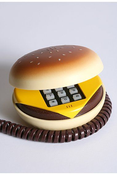 Hamburger Phone  (5 pics)