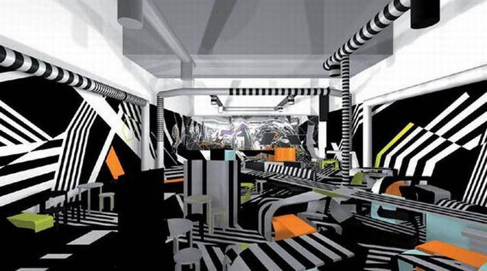Psychedelic Bar (26 pics)