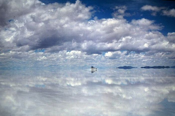 Mirror to the sky (26 pics)