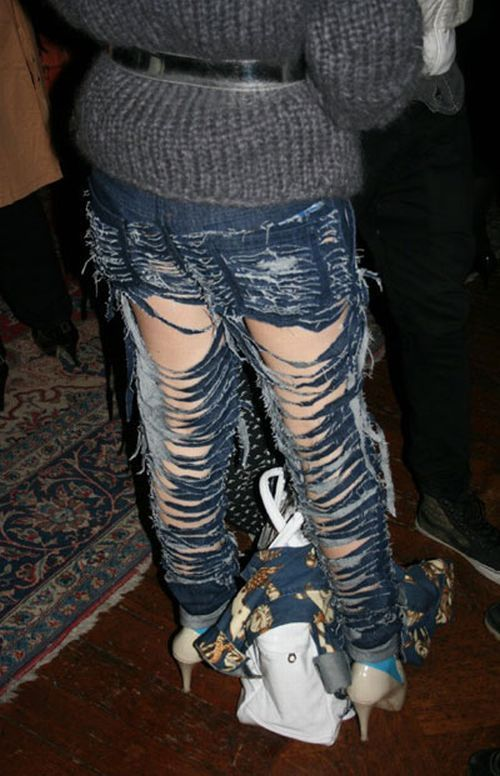 Fashion Victims (41 pics)