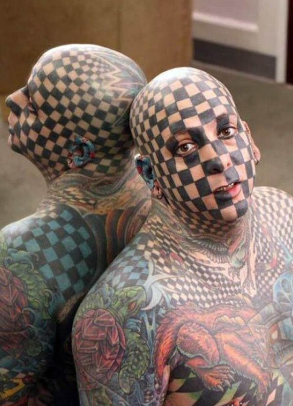 Tattoo Freaks (13 pics)