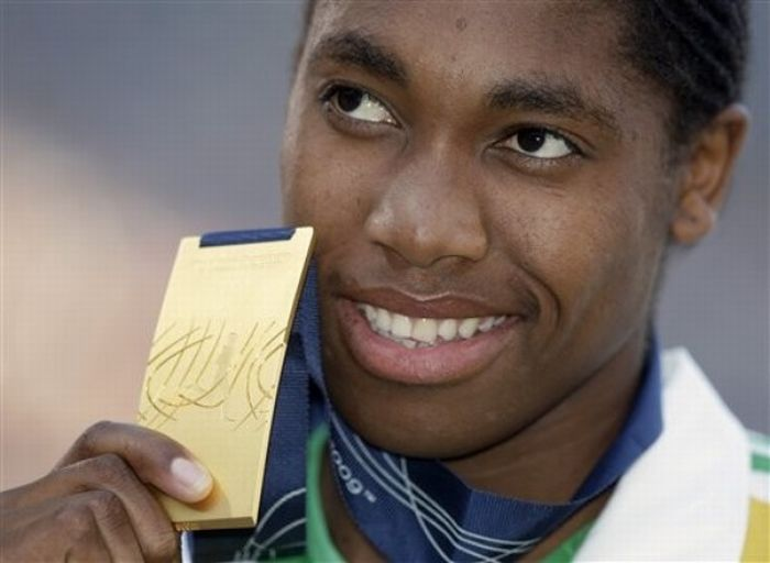 Caster Semenya and male-female controversy  (21 pics)