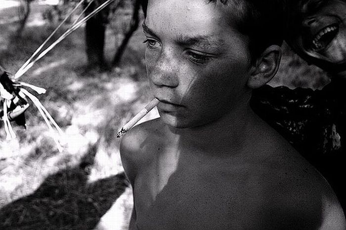 Smoking Kids (45 pics)