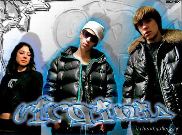 Funny Russian Rappers (48 pics)