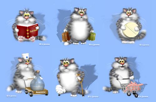 Funny Cats (26 pics)