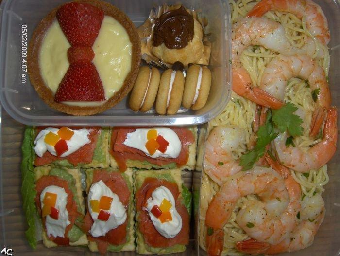 Bento Lunches (44 pics)