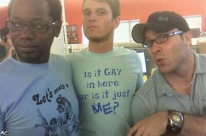Stupid T-shirts (39 pics)