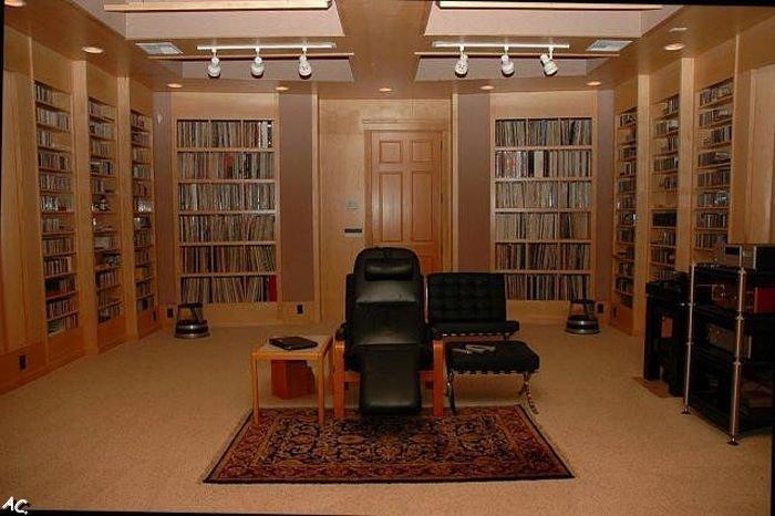 Nice Music Room (8 pics)