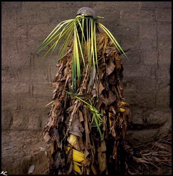 Ritual Costumes of West Africa (24 pics)
