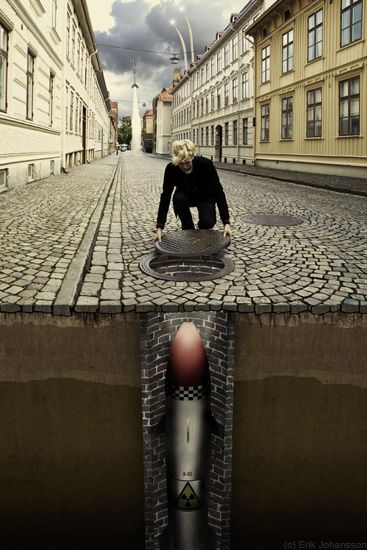 Erik Johansson and his amazing art (30 pics)