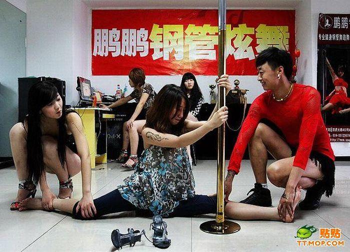 Chinese Go-Go Girls (10 pics)