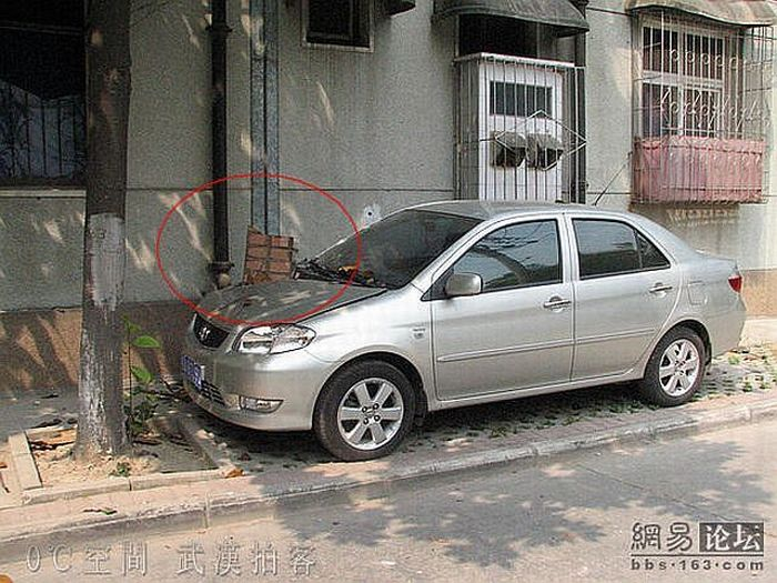 Bad Parking Place (5 pics)