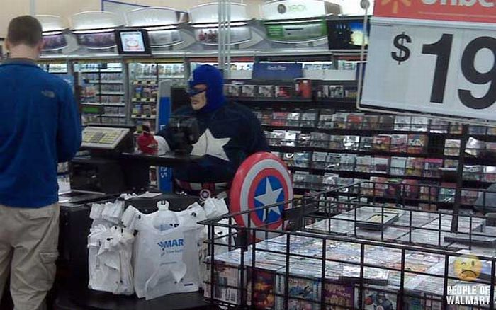 2b9030f35bb952 Funny and strange people in Wal-Mart (35 pics)