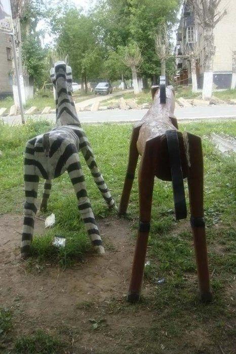 Creepy Playground (38 pics)